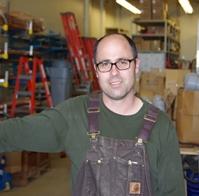 Paul Amy of Goldbar Contractors Inc.